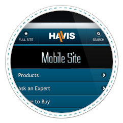 Mobile Site Design and Development